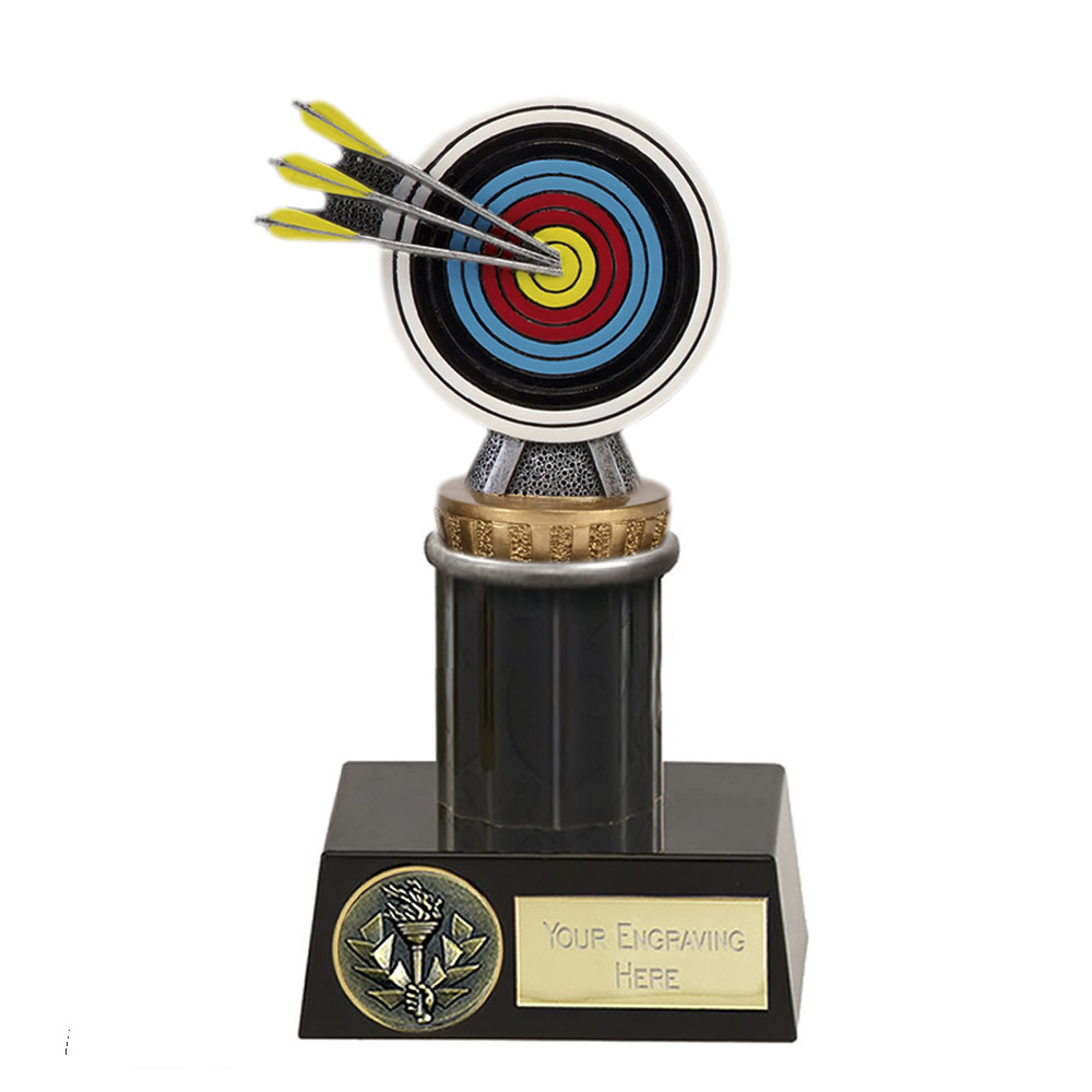 16cm Archery Figure on Archery Meridian Award