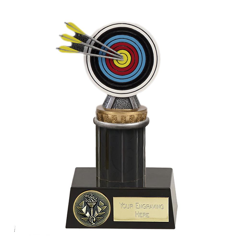 16cm Archery Figure on Archery Meridian Award