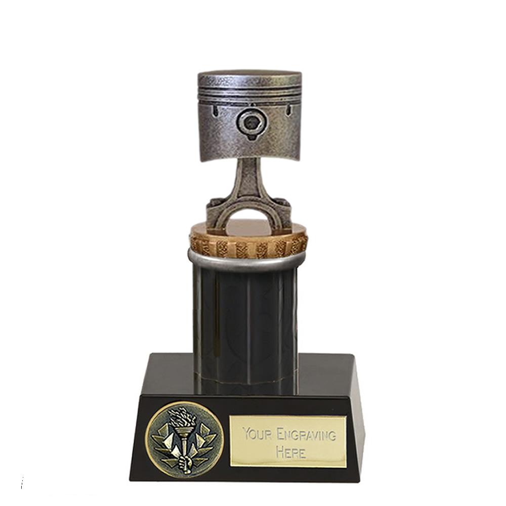 16cm Piston Figure on Motorsports Meridian Award