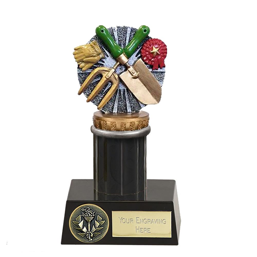 16cm Gardening Figure on Gardening Meridian Award