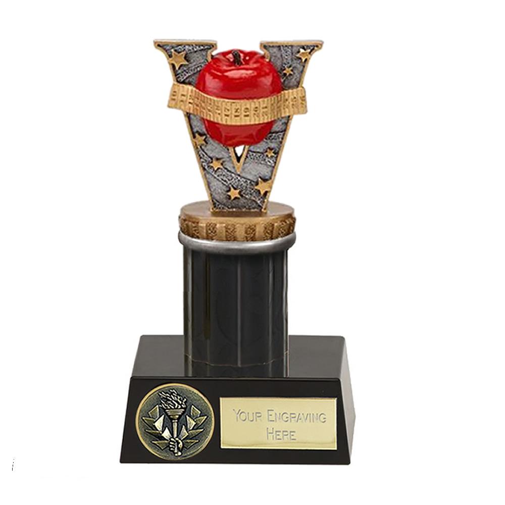 16cm Slimming Figure on Meridian Award