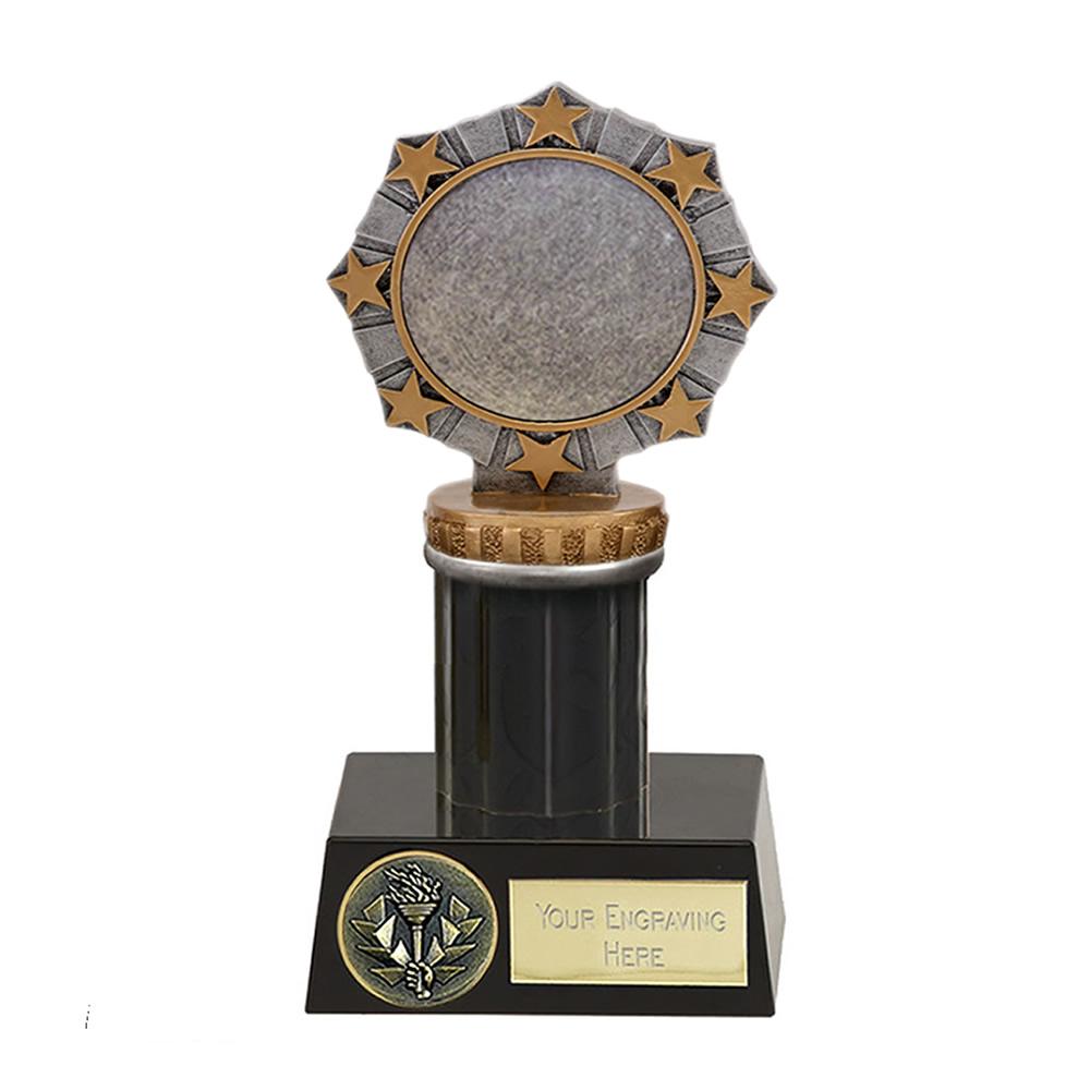 16cm Worlds Best centre Figure on Meridian Award