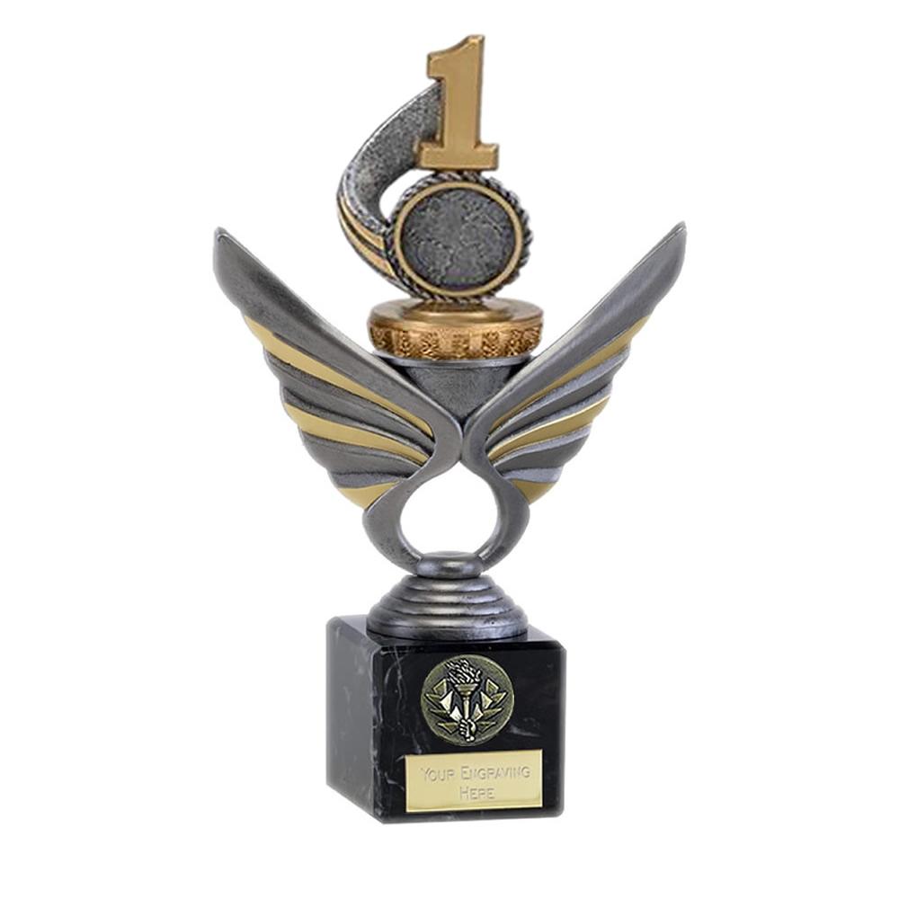 21cm 1st Place Figure on Pegasus Award