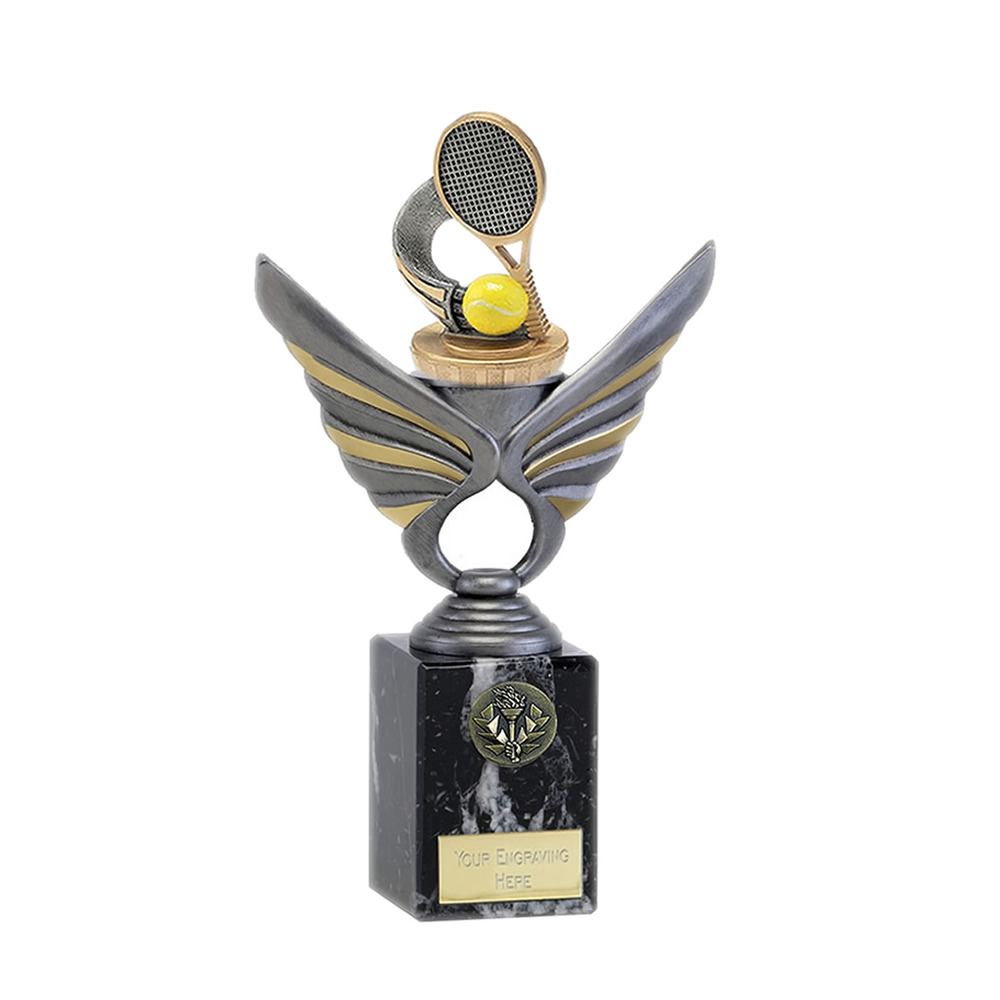 21cm Tennis Figure on Tennis Pegasus Award