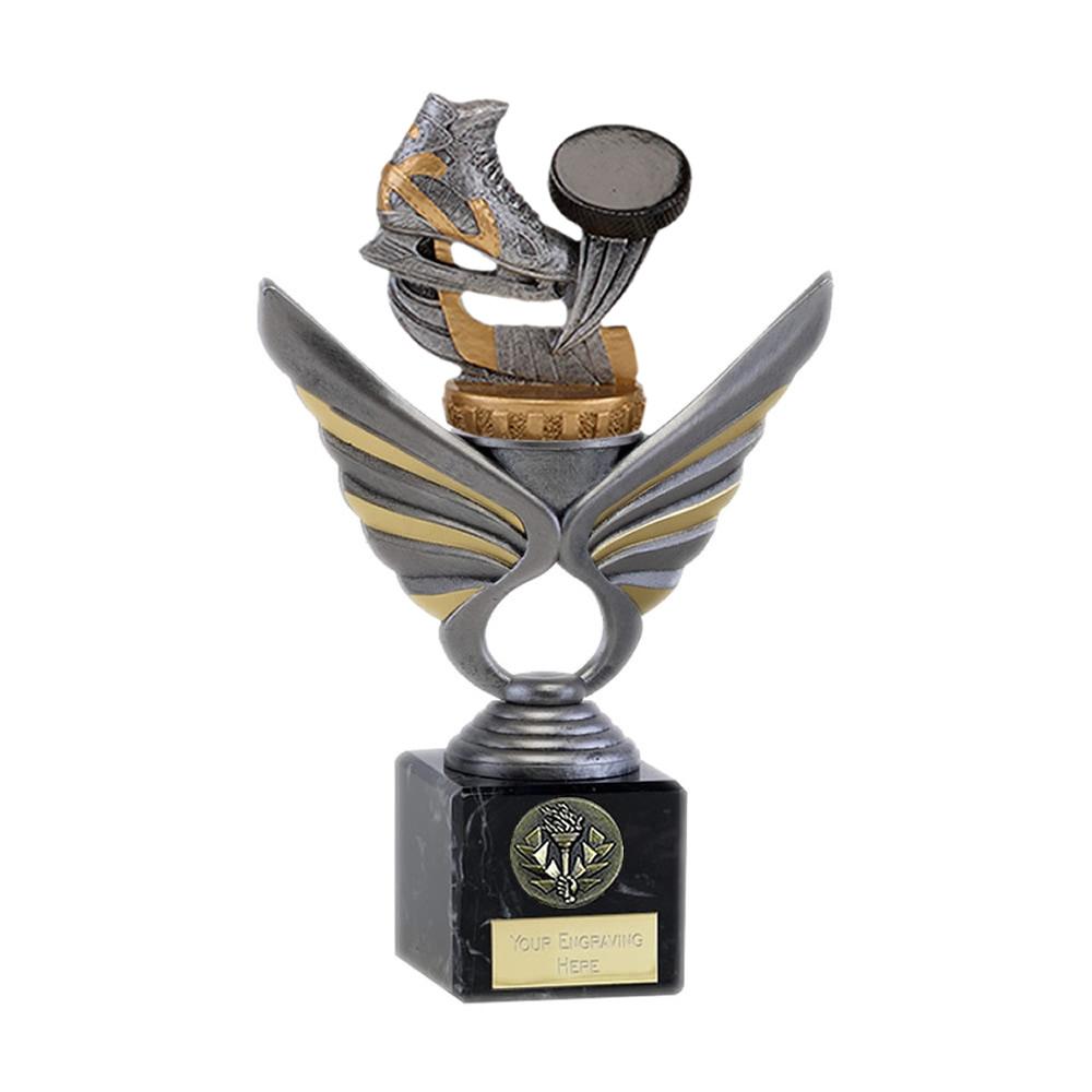 21cm Ice Hockey Figure On Pegasus Award