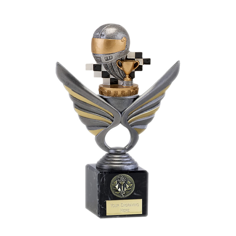 21cm Motorsports Neutral Figure On Pegasus Award