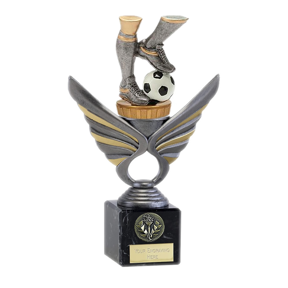 21cm Football Legs Figure on Football Pegasus Award