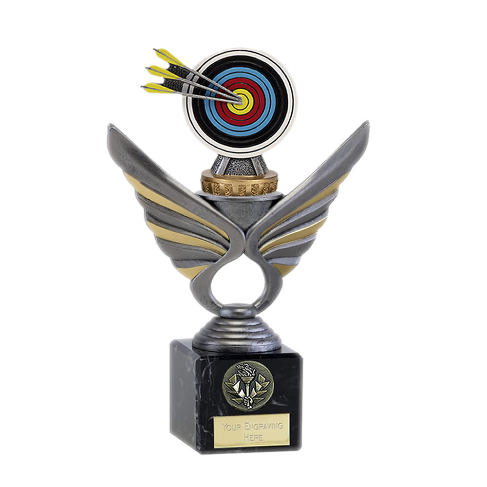 21cm Archery Figure on Archery Pegasus Award