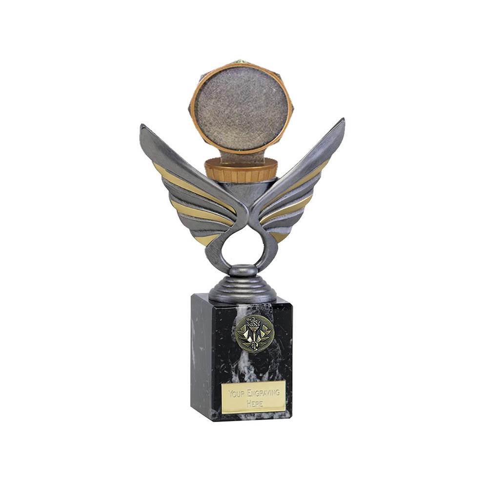 24cm Centre Holder Figure on Pegasus Award