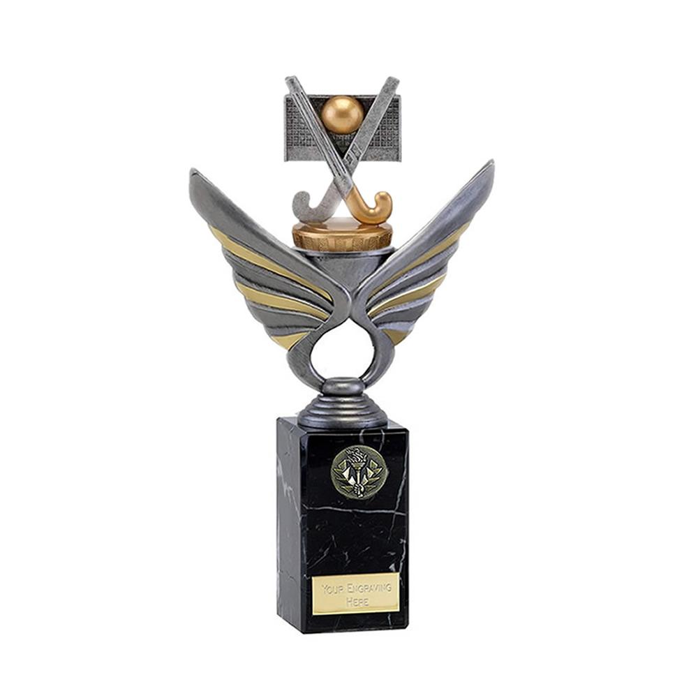 26cm Field Hockey Figure On Pegasus Award
