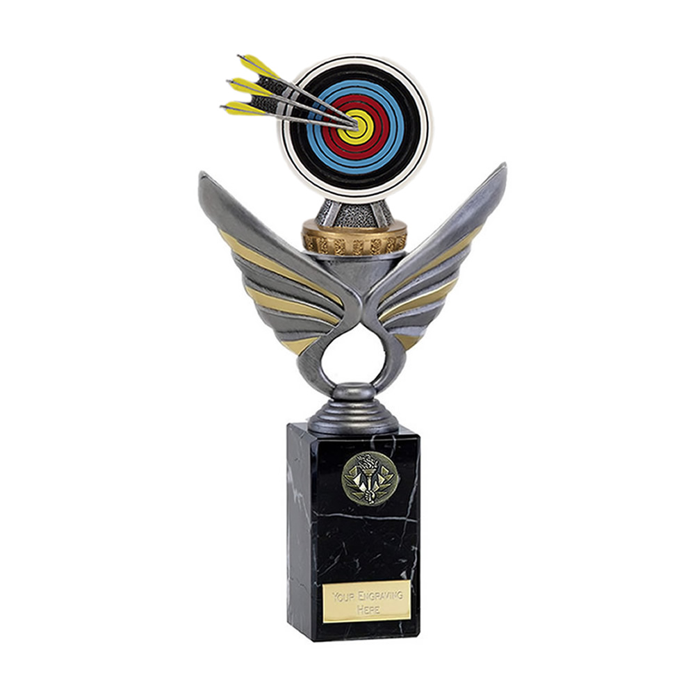 26cm Achery Figure On Pegasus Award