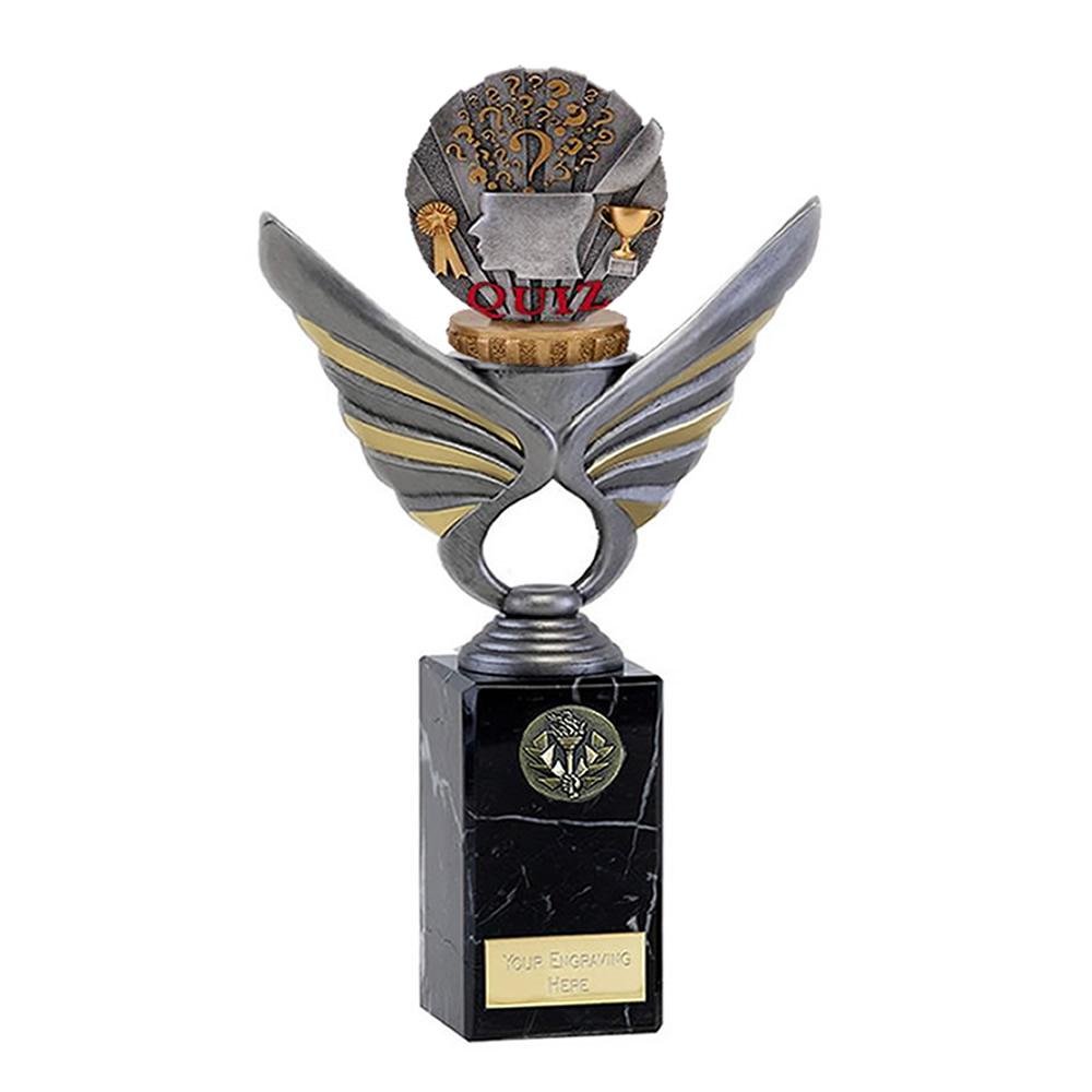 26cm Quiz Figure on School Pegasus Award