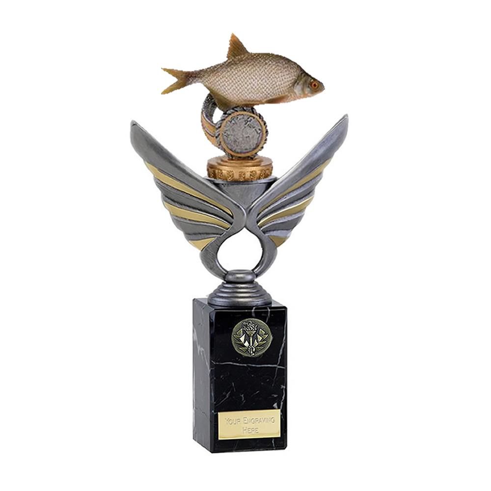 26cm Fish Bream Figure on Fishing Pegasus Award