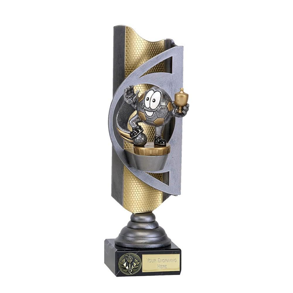 28cm Football Figure On Infinity Award
