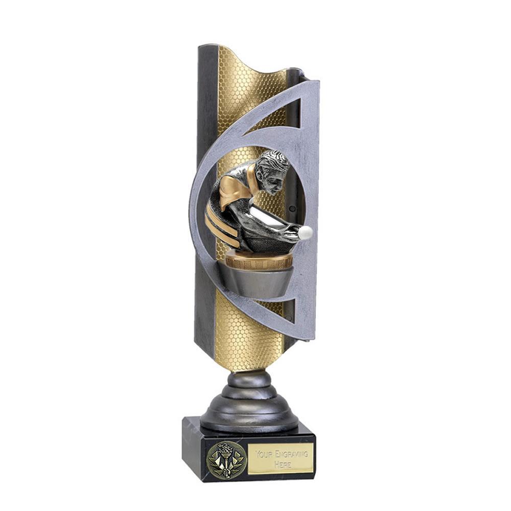 28cm Snooker/Pool Figure on Snooker & Pool Infinity Award