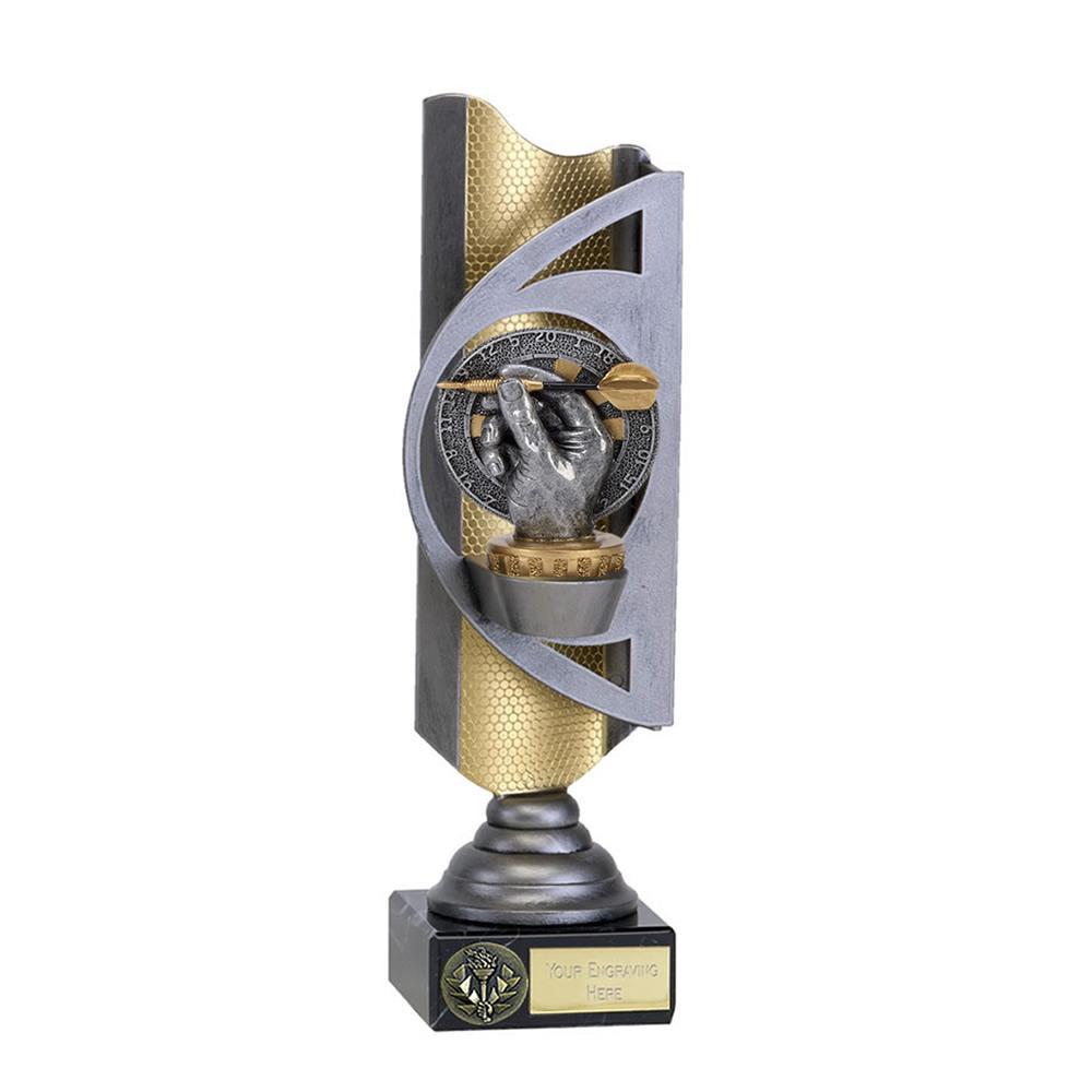 28cm Darts Figure On Infinity Award