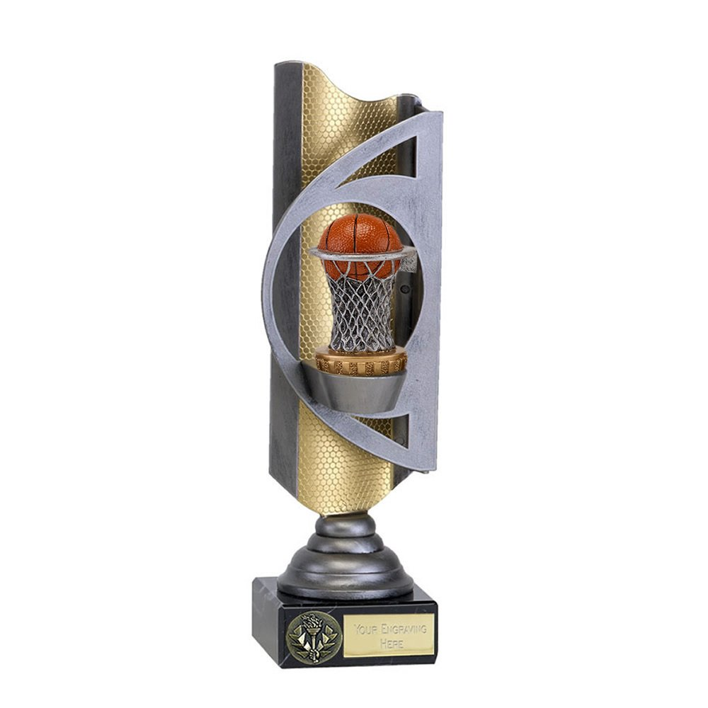 28cm basketball figure on Infinity Award