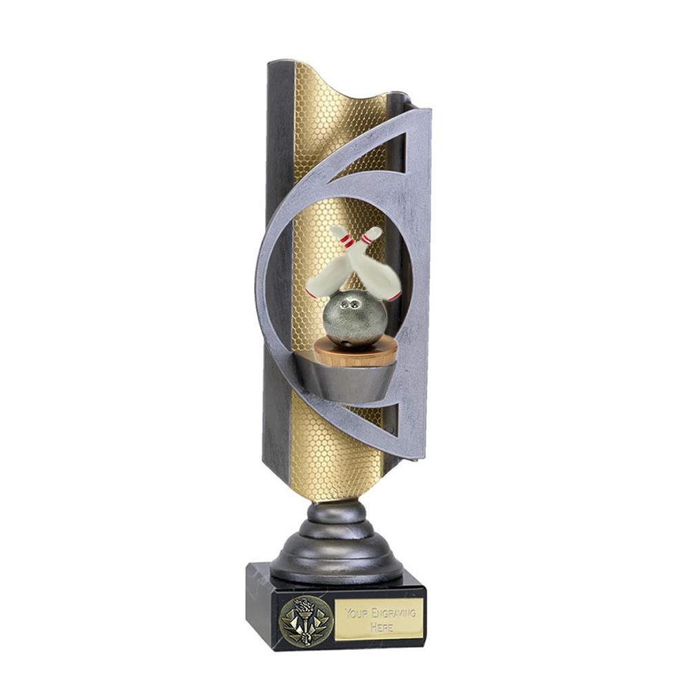 28cm Ten Pin Bowling Figure on Infinity Award