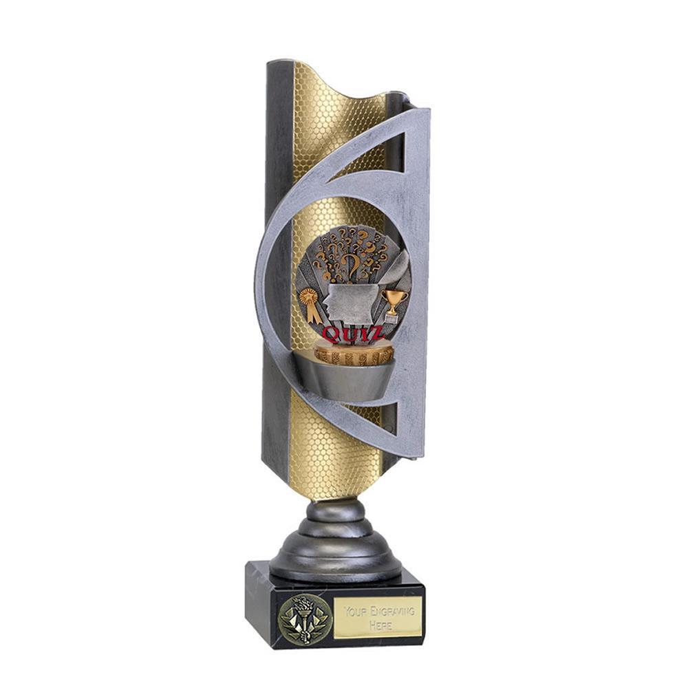 28cm Quiz Figure On School Infinity Award