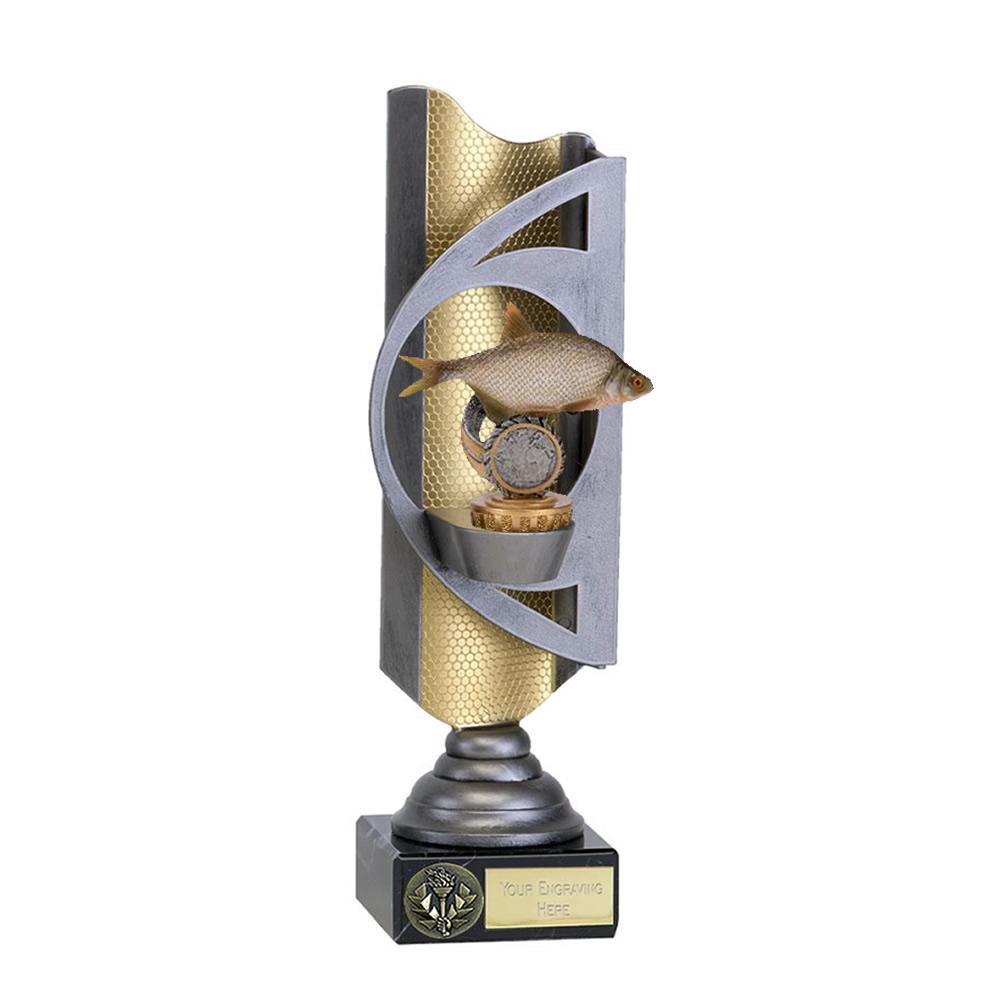 28cm Fish Bream Figure On Fishing Infinity Award