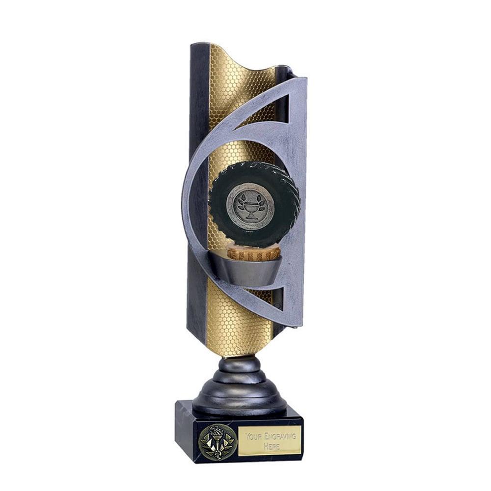 28cm Tractor Tyre Figure on Tractor Infinity Award