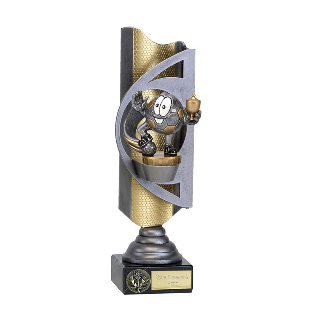 32cm Football Figure On Infinity Award