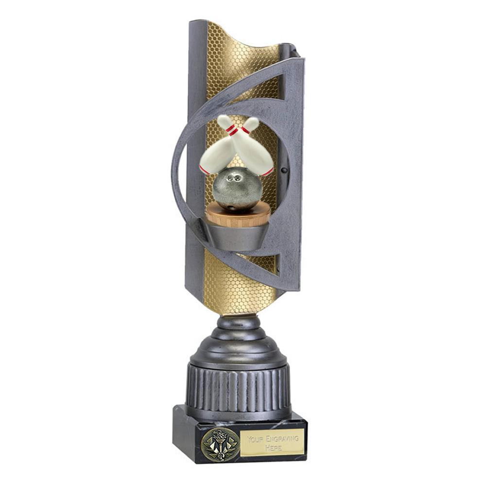 32cm Ten Pin Bowling Figure on Infinity Award