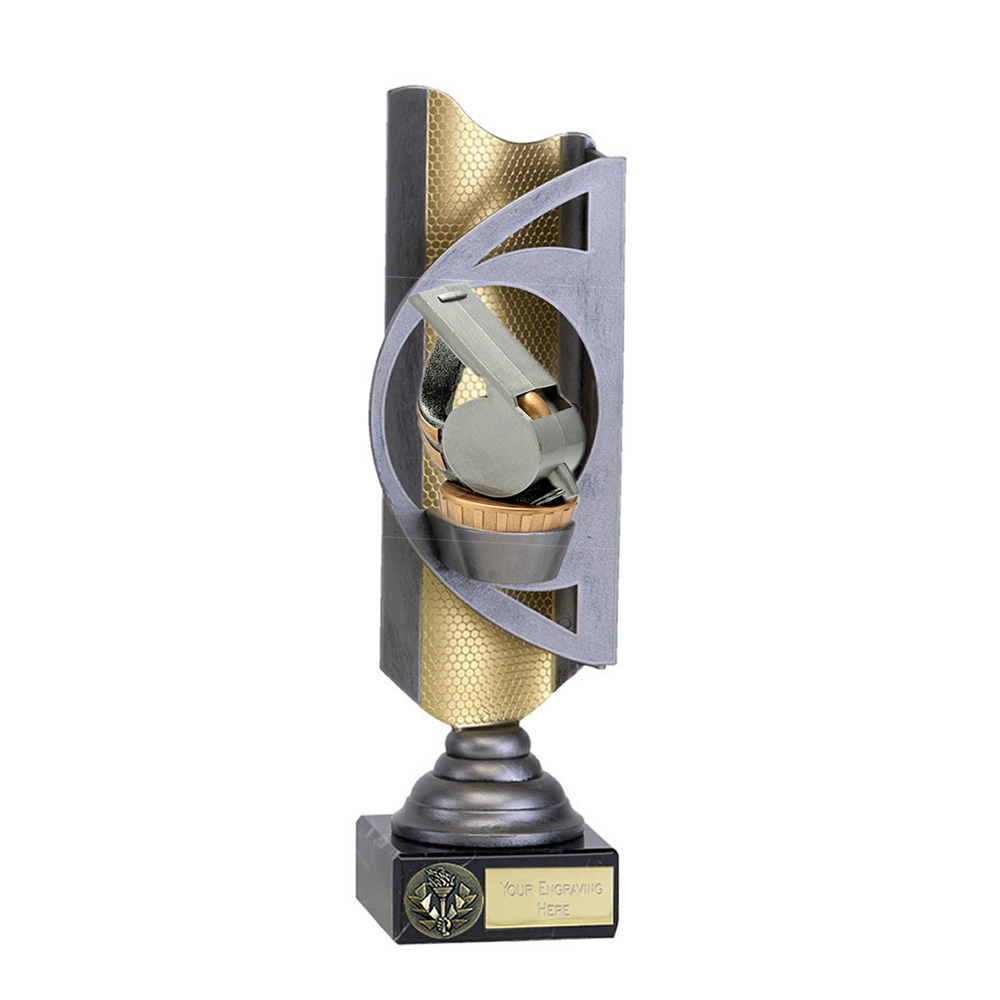 32cm Whistle Figure On Infinity Award