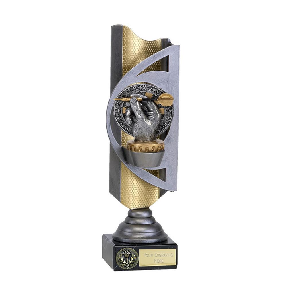 32cm Darts Figure On Infinity Award