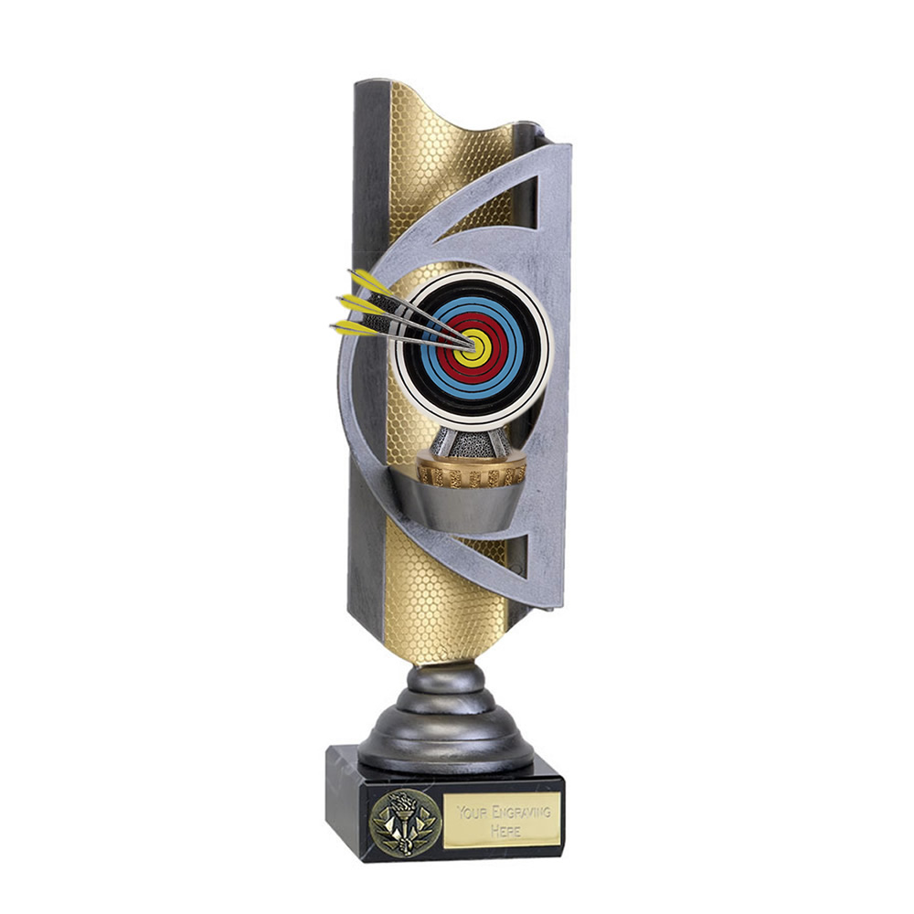 32cm Archery Figure on Archery Infinity Award