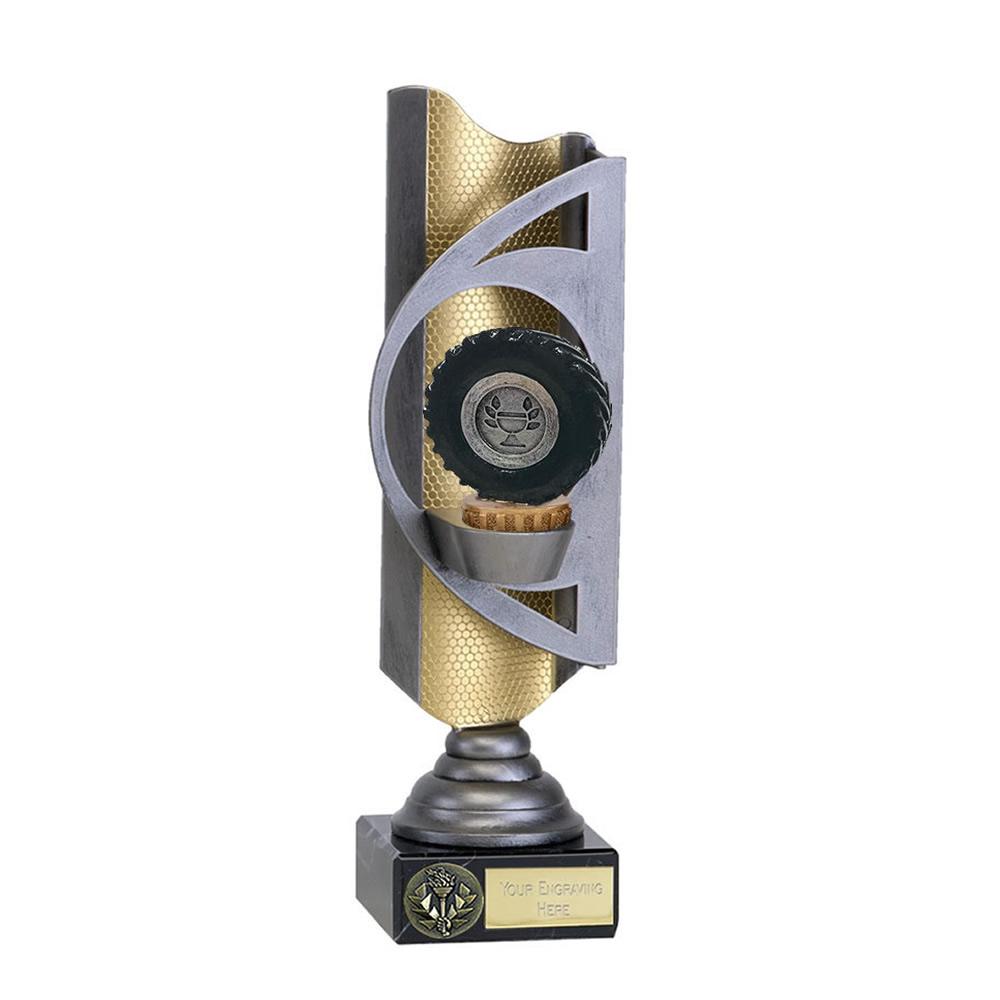 32cm Tractor Tyre Figure on Tractor Infinity Award