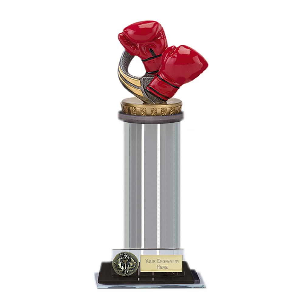 22cm Boxing Figure on Boxing Trafalgar Award