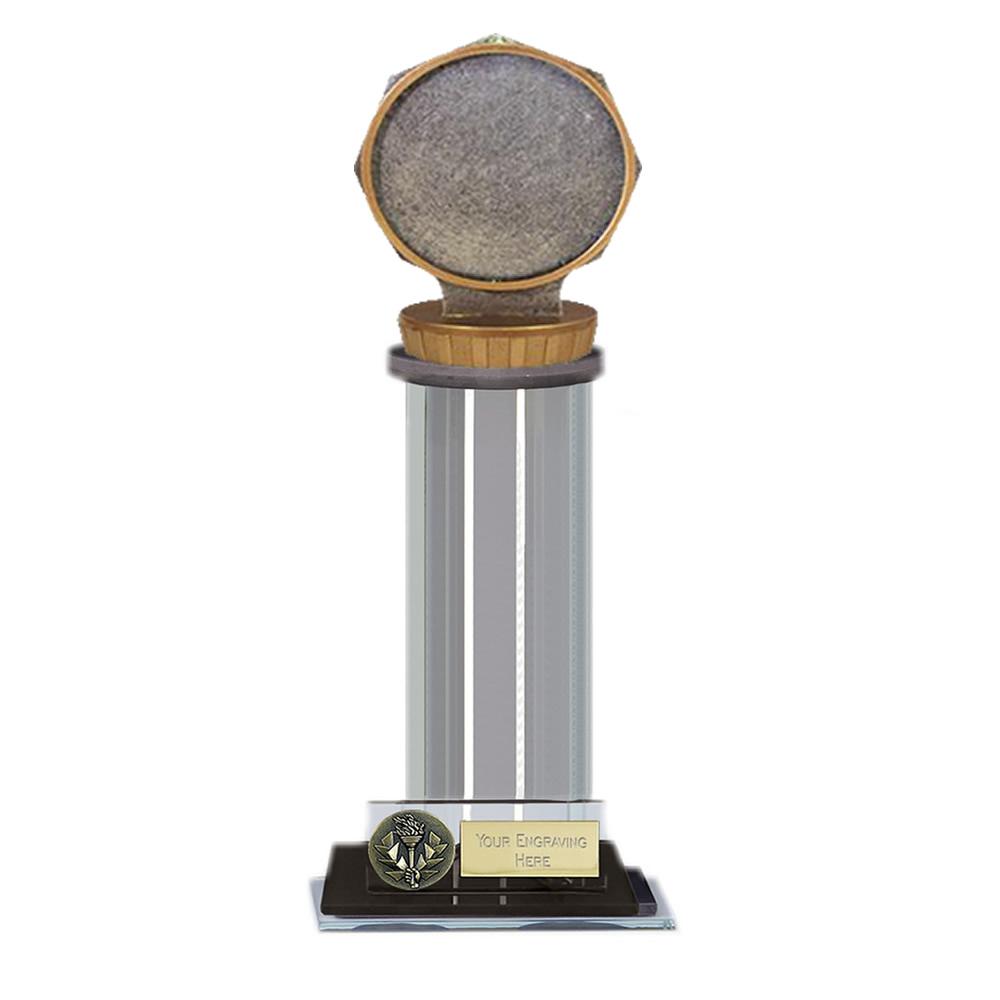 22cm 50mm Centre Holder Figure On Trafalgar Award