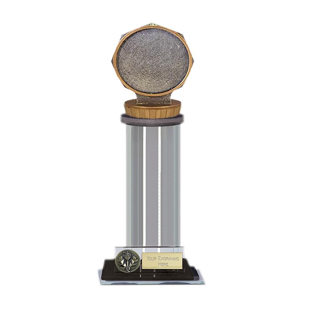 22cm 3D Tractor Figure On Trafalgar Award