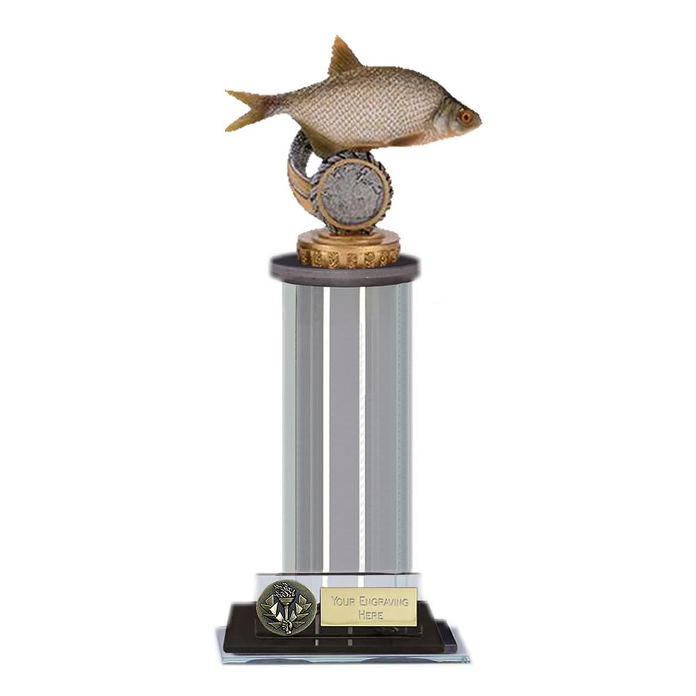 10 Inch Fish Bream Figure on Fishing Trafalgar Award