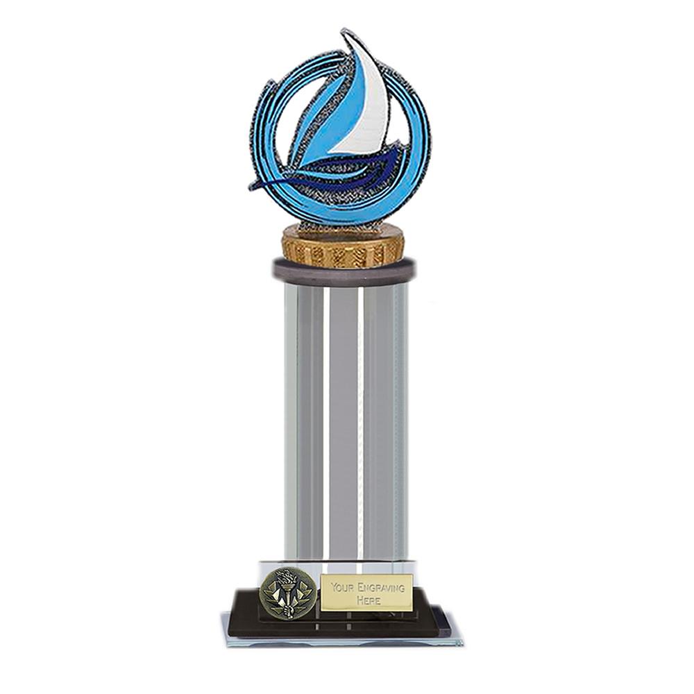 10 Inch sailing figure on Trafalgar Award