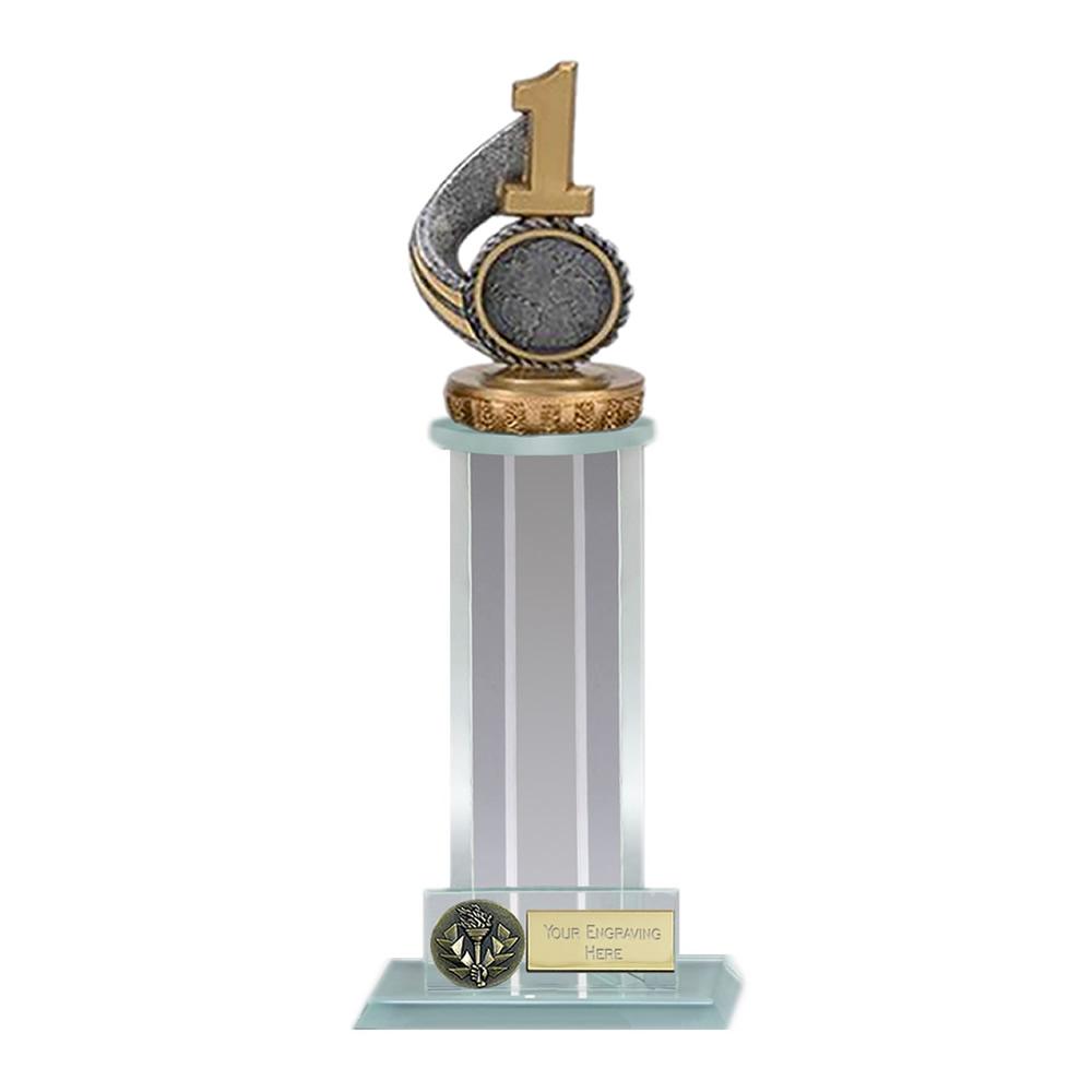 21cm 1st Place Figure on Trafalgar Award