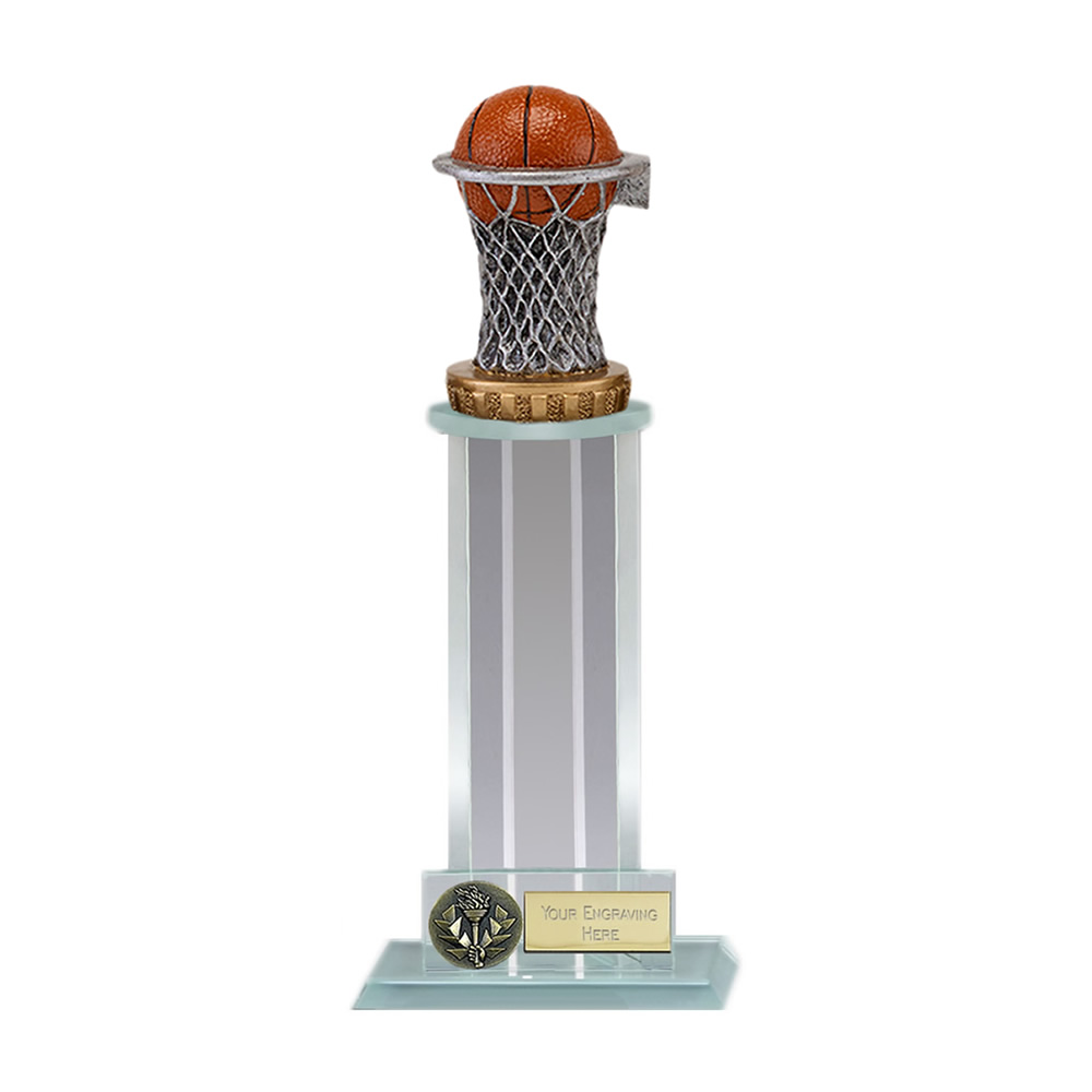 21cm Basketball Figure on Basketball Trafalgar Award