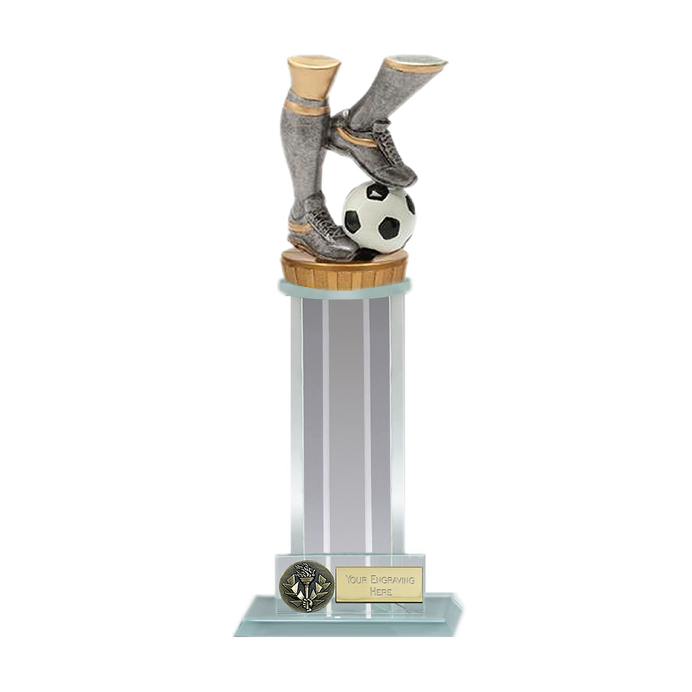 21cm Football Legs Figure On Trafalgar Award