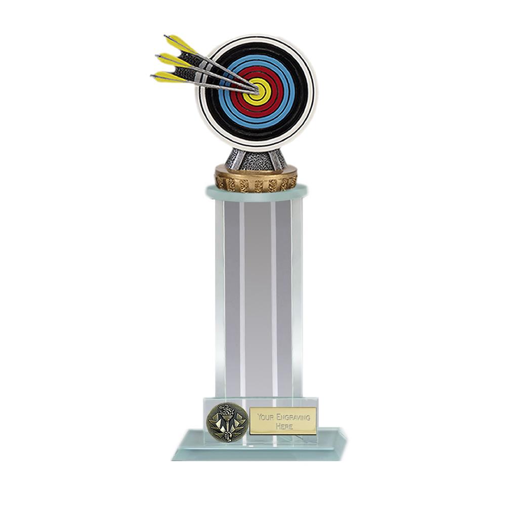21cm Archery Figure on Archery Trafalgar Award