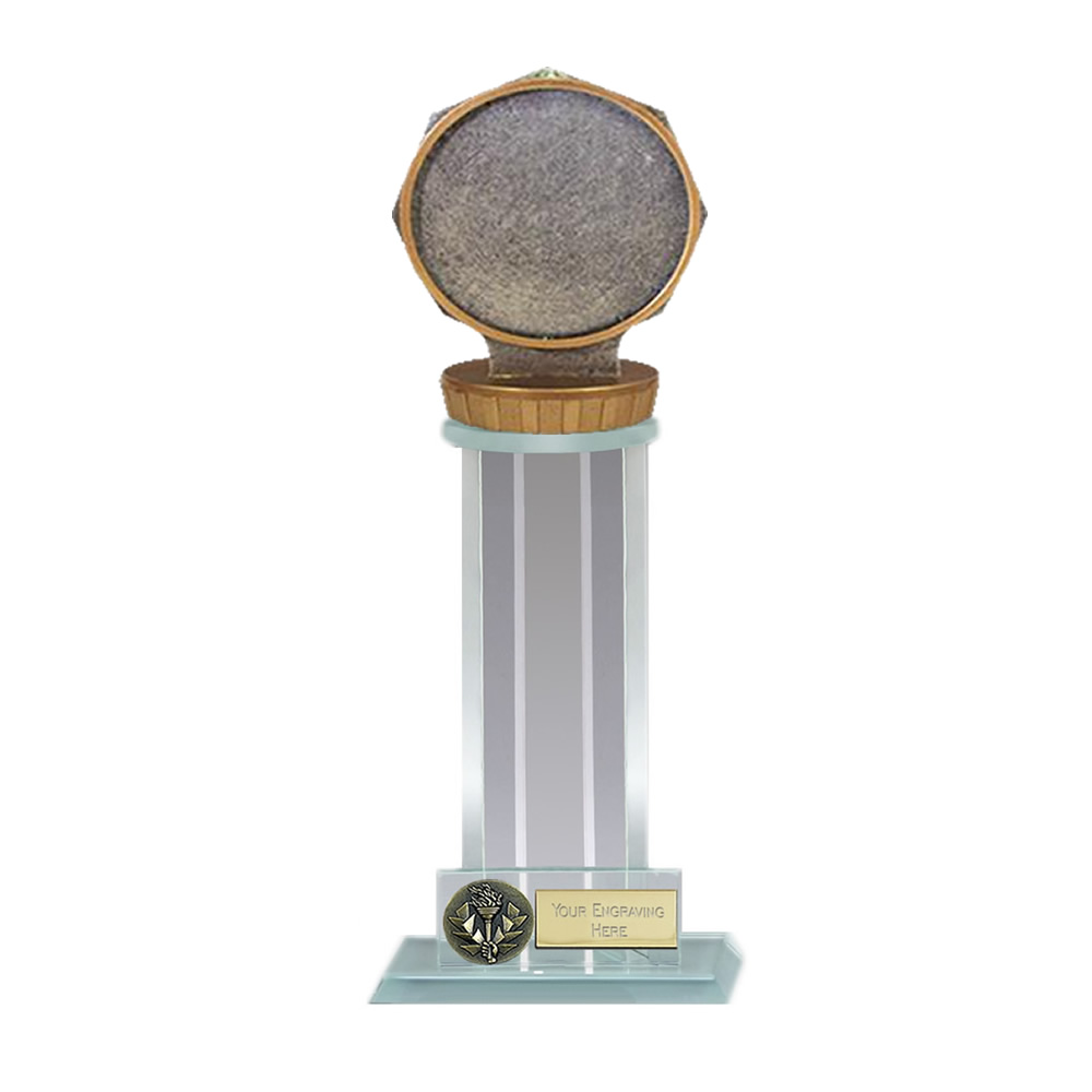 21cm Centre Holder Figure on Trafalgar Award