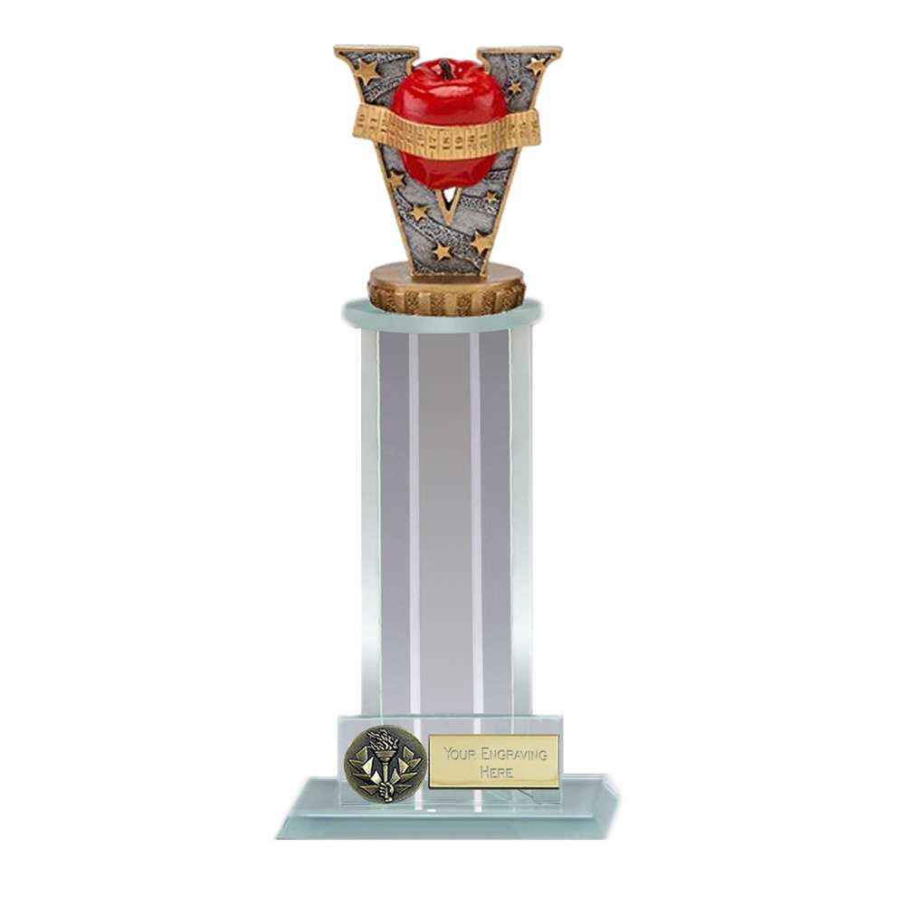 21cm Slimming Figure on Trafalgar Award