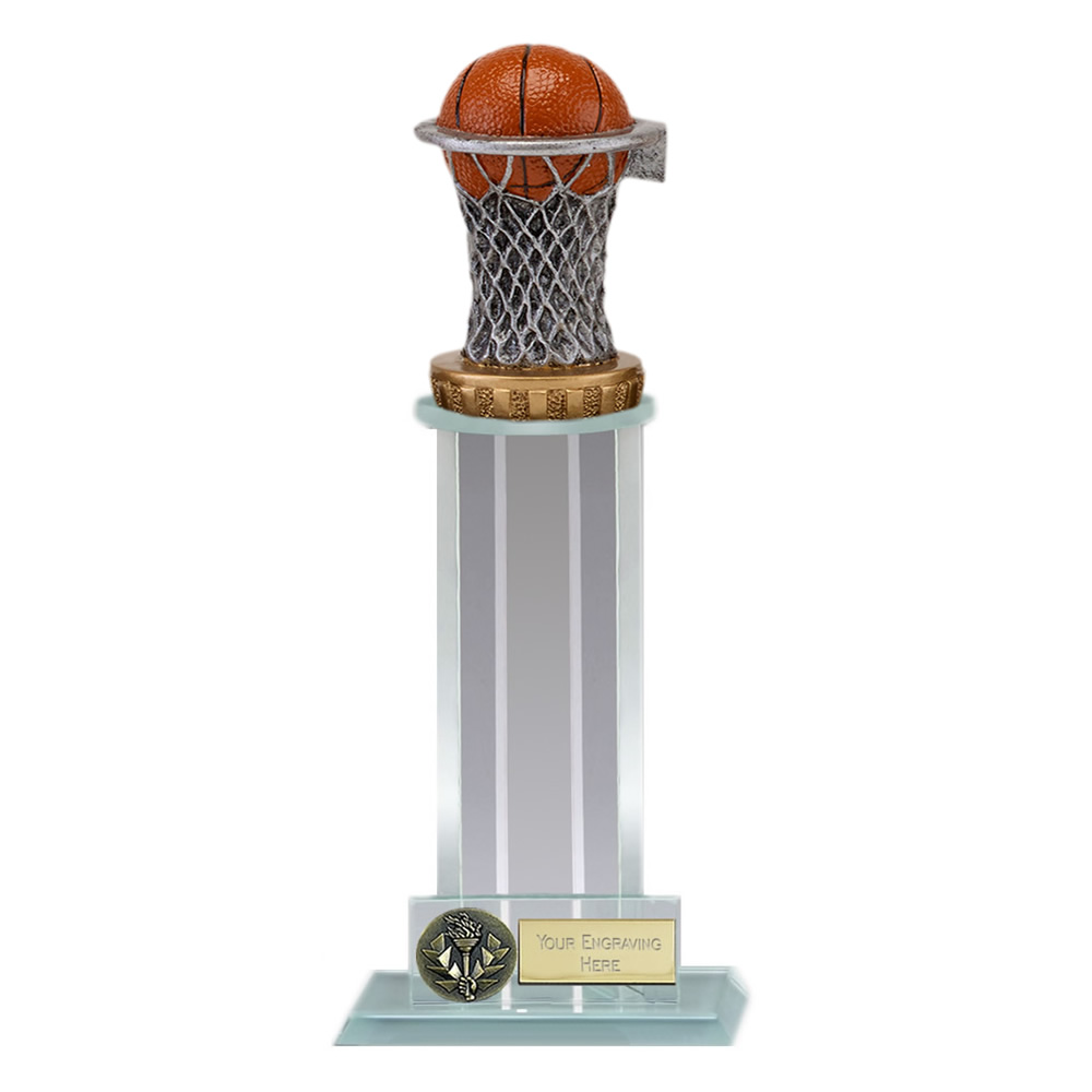 10 Inch basketball figure on Trafalgar Award