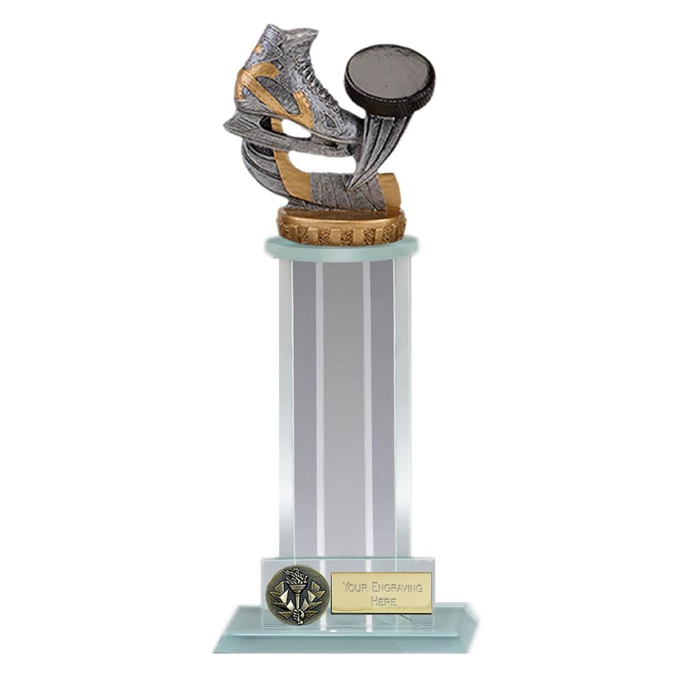 10 Inch Ice Hockey Figure on Hockey Trafalgar Award
