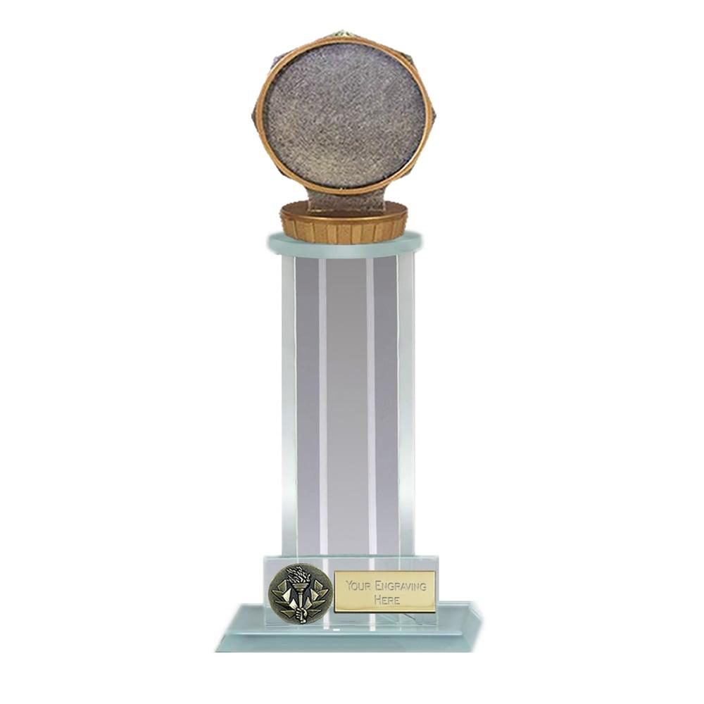 10 Inch 3D Tractor Figure on Tractor Trafalgar Award