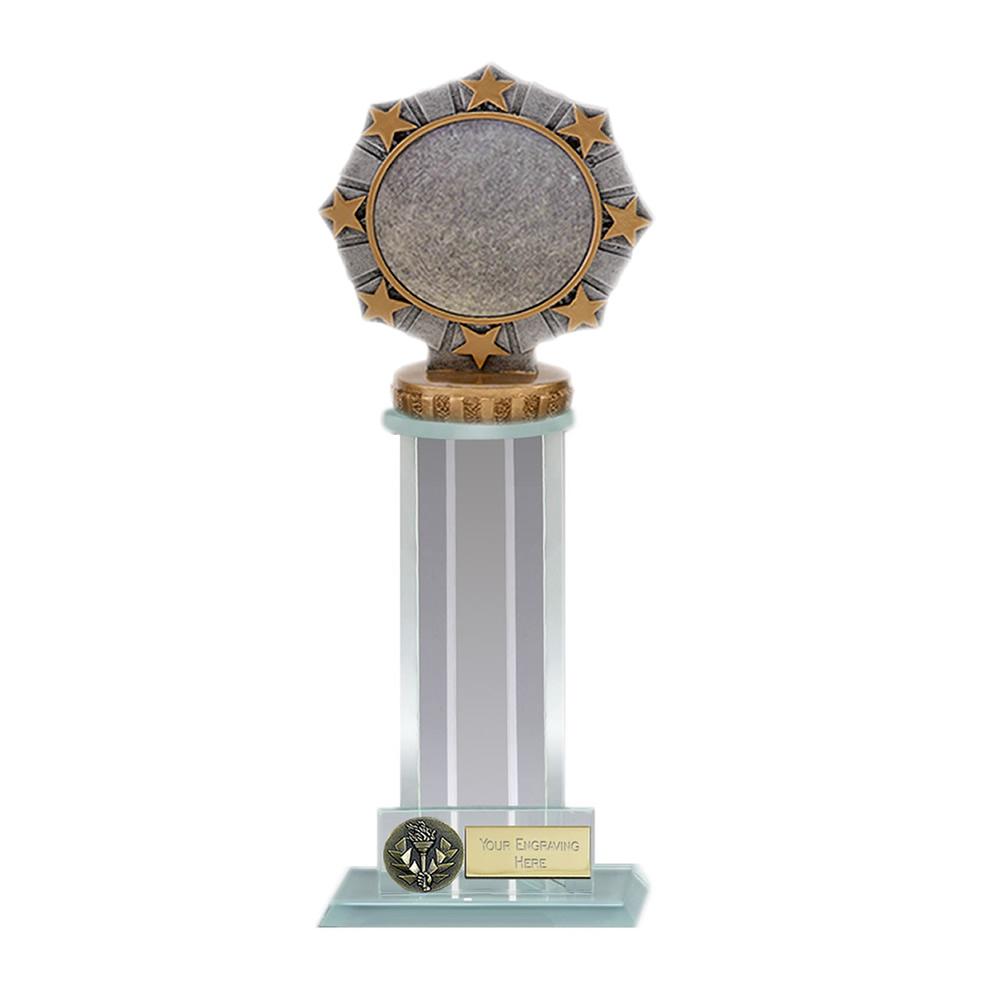 10 Inch Worlds Best Centre Figure On Trafalgar Award