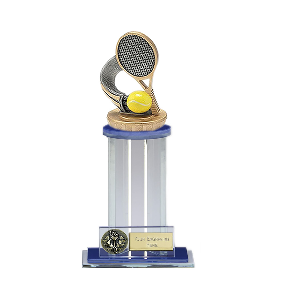 21cm Tennis Figure On Trafalgar Award
