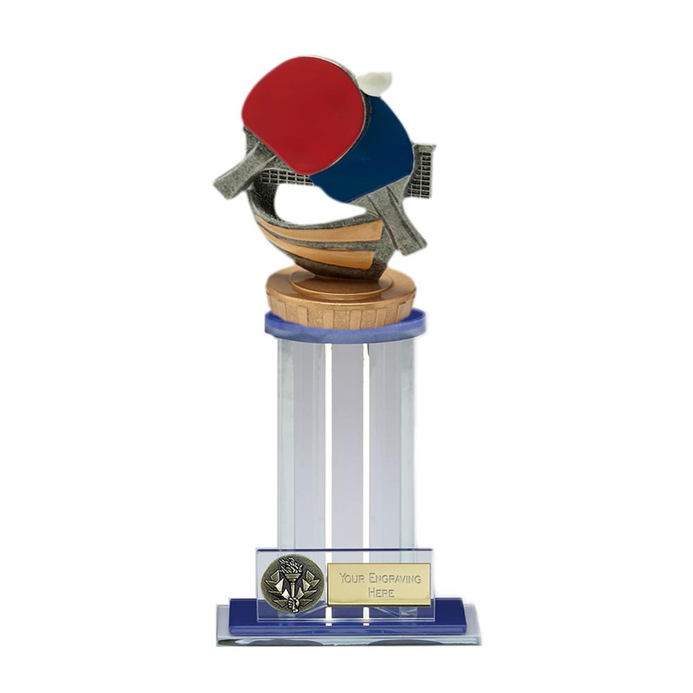 21cm Table Tennis Figure on Table Tennis Trafalgar Award