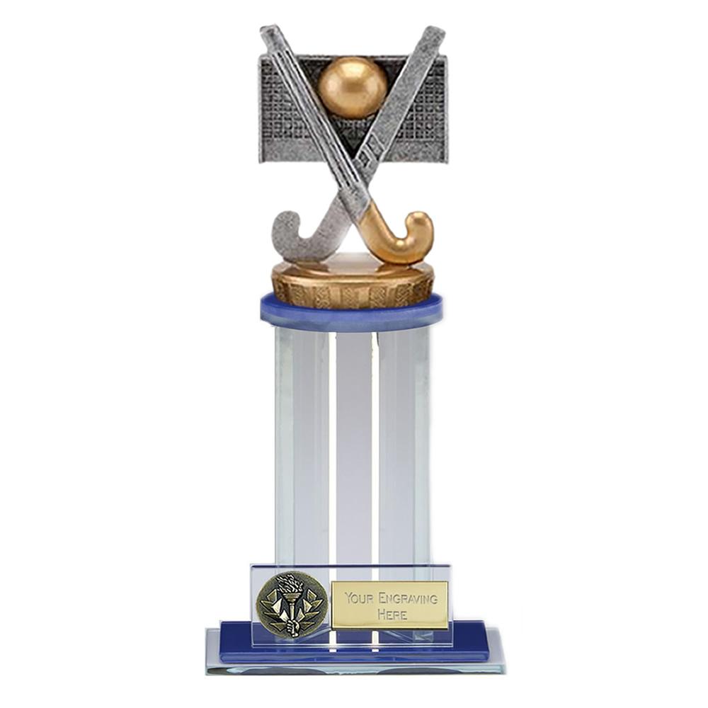 21cm Field Hockey Figure on Hockey Trafalgar Award