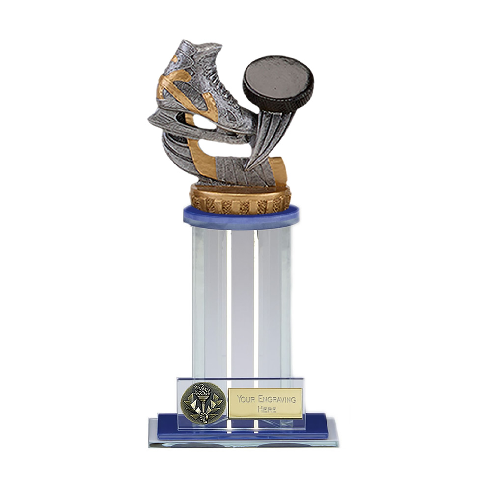 21cm Ice Hockey Figure on Hockey Trafalgar Award